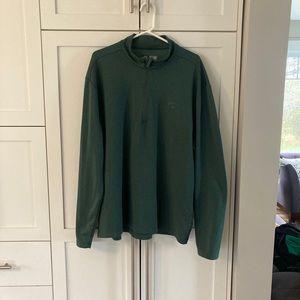 Callaway Quarter Zip Golf Sweater